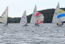 Solway Yacht Club's Kippford RNLI Regatta Day; patience is a virtue!