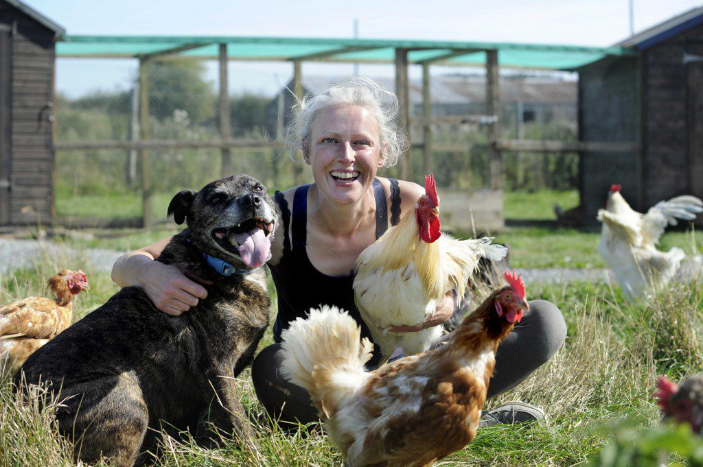 Kirkcudbright Animal hospice founder believes many dying humans lack the love they deserve