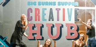 New Creative Hub Opens in Loreburn Centre Vacant Unit