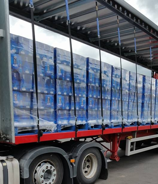 POLICE APPEAL LAUNCHED AFTER £280,000 OF BLUE WKD STOLEN