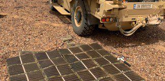 BRITISH ARMY GOES GREEN FOR A SUSTAINABLE FUTURE