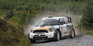 BOGIE BAGS FIFTH ARMSTRONG GALLOWAY HILLS RALLY VICTORY