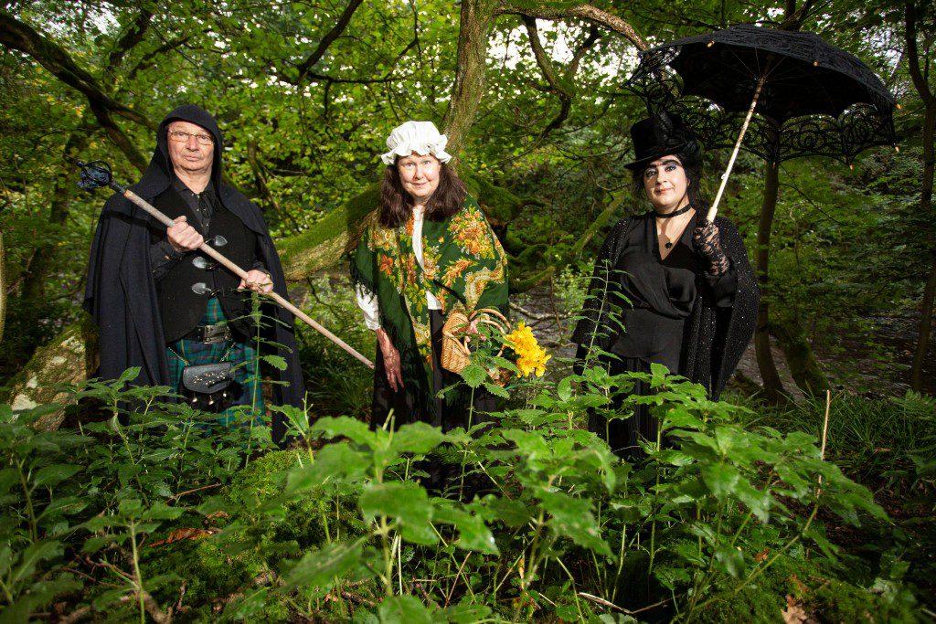 Festival of Folklore Lands in Upper Nithsdale!