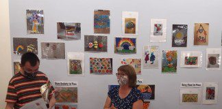 ART COMPETITION SHINES A LIGHT ON FRIENDSHIP