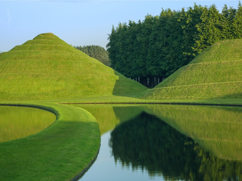Portrack, The Garden of Cosmic Speculation OPEN DAY - SATURDAY 9TH OCTOBER 2021
