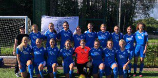 QUEENS LADIES SUFFER FIRST LEAGUE DFEAT AWAY AT GIFFNOCK