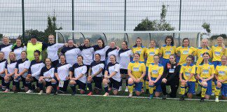 QUEEN OF THE SOUTH LADIES WIN FRIENDLY AGAINST DRAYCOTT VICTORIA