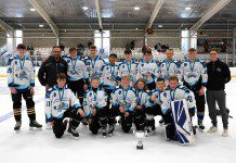 Galloway Cup see Juniors Sharks return to ice bowl