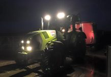DIESEL STOLEN FROM TRACTOR FUEL TANKS - WIGTOWNSHIRE