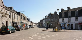 CYCLISTS SHOUTED AT IN DALBEATTIE ROADRAGE INCIDENT