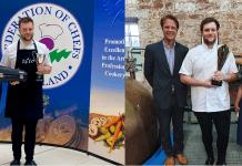 Dumfries and Galloway Chef Fraser Cameron Wins Prestigious Award