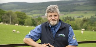 UNION THANKS PUBLIC FOR THEIR SUPPORT OF SCOTTISH FARMERS AS FIGURES SHOW INCREASE IN SALES OF RED MEAT AND DAIRY