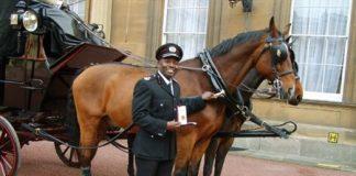 Scottish Fire and Rescue Celebrate Black History Month