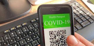 Vaccine Passport Scheme Enforcement Gets Underway