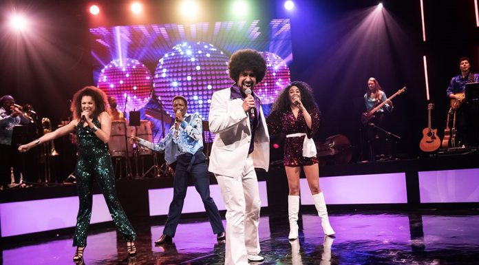 HEAD BACK TO THE 70's WITH 'DISCO INFERNO'