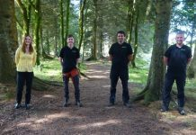 Environment Minister congratulates forestry apprentices