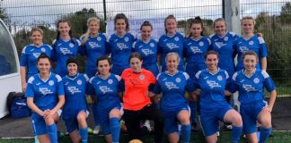 DEFEAT FOR DEPLETED QUEENS LADIES AT AYR
