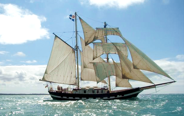 Tall Ship, La Malouine
